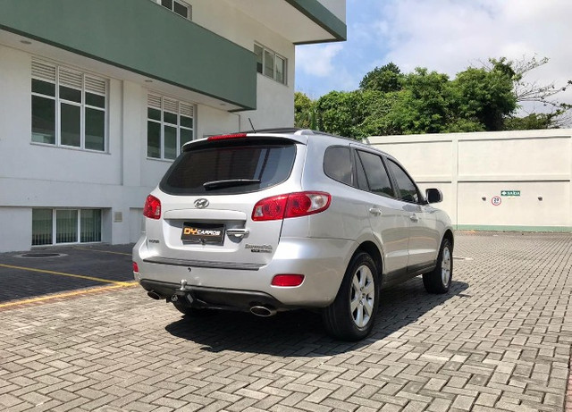 Hyundai Santa Fé Blindada ( Blindagem Centigon Nivel 3A ) - Foto 4