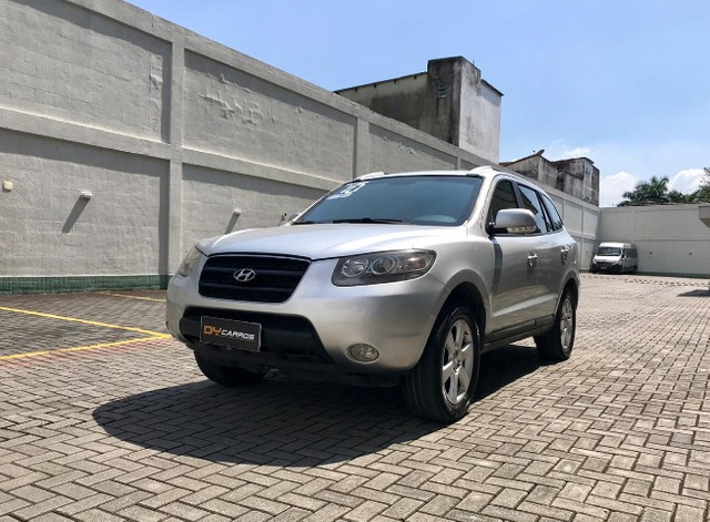 Hyundai Santa Fé Blindada ( Blindagem Centigon Nivel 3A )