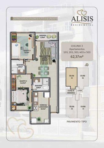Apartamentos em construção no centro de mesquita - Financiamento - Foto 5