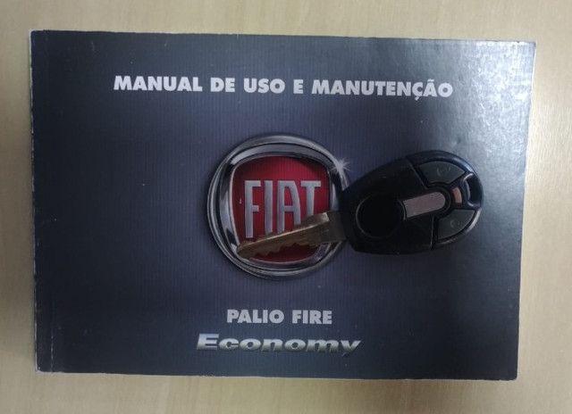 Palio Fire Economy 1.0 2013 - Foto 5