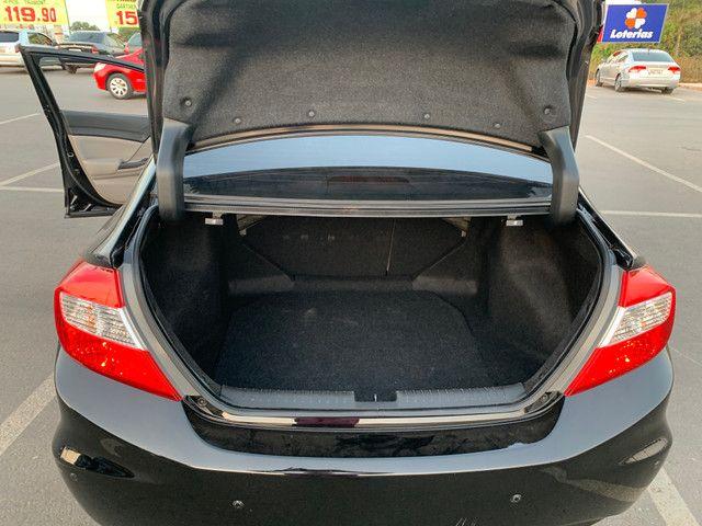 Vende-se Civic LXR 2.0 Automático Ano 2016 - Foto 11