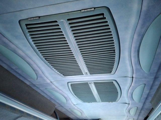 Ar condicionado central ônibus rodoviário