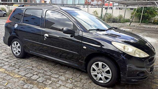 Peugeot 207 1.4 SW Não aceito trocas - Foto 4