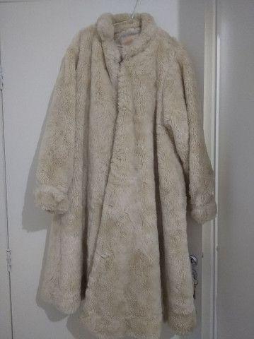 Casaco de pele importado - Foto 3