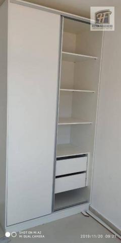 Apartamento com 2 dormitórios, 47 m² - venda por R$ 165.000,00 ou aluguel por R$ 900,00 -  - Foto 7