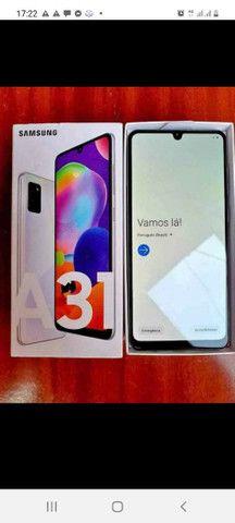 Vendo  um Samsung a31 muito novo  - Foto 2