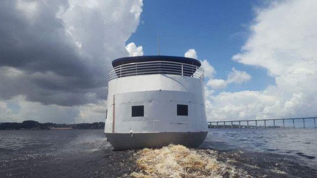 Barco Navio Ferry Boat  - Foto 7