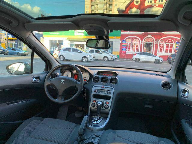 308 2013 2.0 ALLURE 16V FLEX 4P AUTOMÁTICO - Foto 12