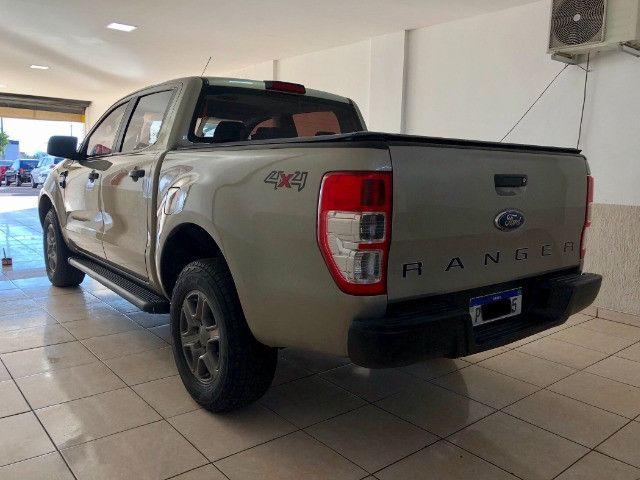 Ranger 2.2 XLS 4x4 Diesel (aut) revisões na concessionária 2021 pago - Foto 6