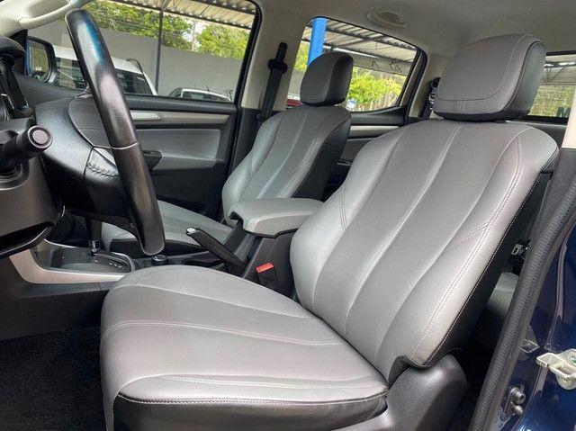 S10 LTZ DIESEL 4x4 AUTOMÁTICA 2019 - Foto 8