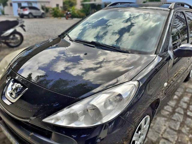 Peugeot 207 1.4 SW Não aceito trocas - Foto 2