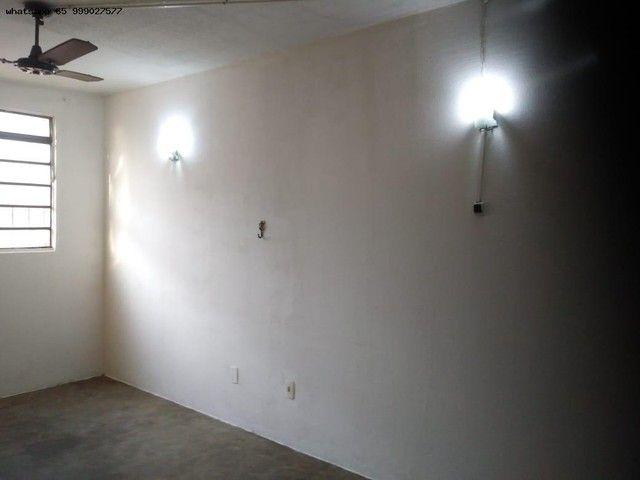 Apartamento para Venda em Cuiabá, Residencial São Carlos, 2 dormitórios, 1 banheiro, 1 vag - Foto 2