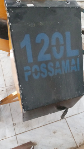Betoneira 120 litros nova  - Foto 4