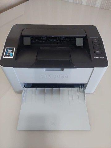 Impressora Laser Mono Samsung Xpress M2020W Wireless 110V - Foto 2