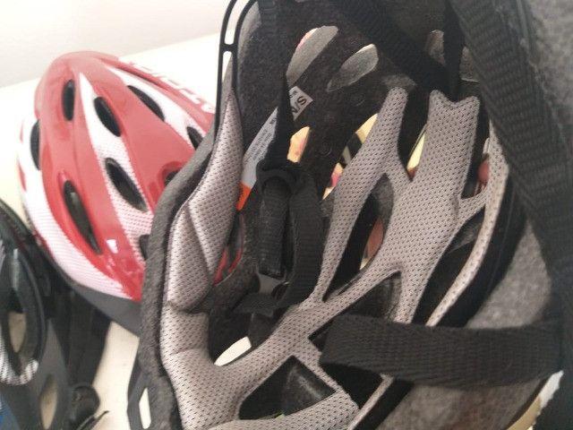 capacete para ciclismo - Foto 3