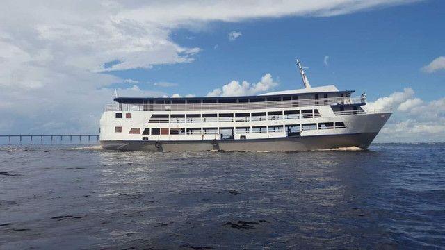 Barco Navio Ferry Boat  - Foto 6