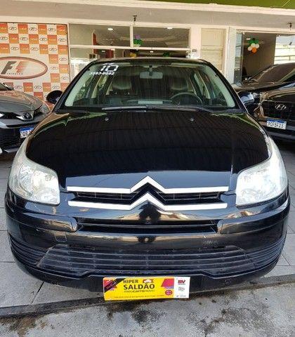 C4 Hatch 2010 2.0 Aut. com Gnv. Muito novo.