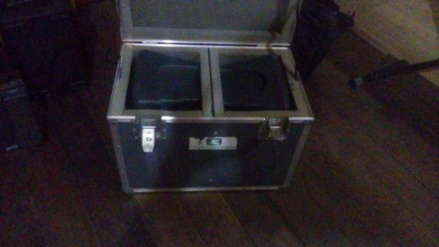 caixa acustica 60w o par - Foto 3