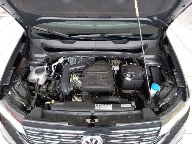 Volkswagen T-Cross Comfortline 1.0 tsi (turbo) - 2020 unico dono impecavel - Foto 10