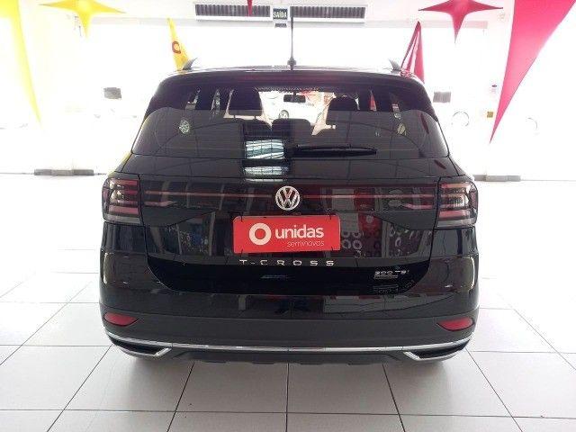 Volkswagen T-Cross Comfortline 1.0 tsi (turbo) - 2020 unico dono impecavel - Foto 12