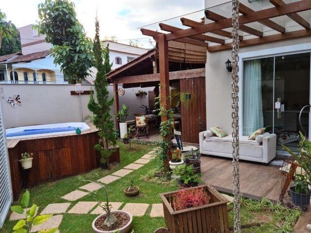 Vendo Belíssima casa em Santa Teresa no bairro Jardim da Montanha - Foto 2