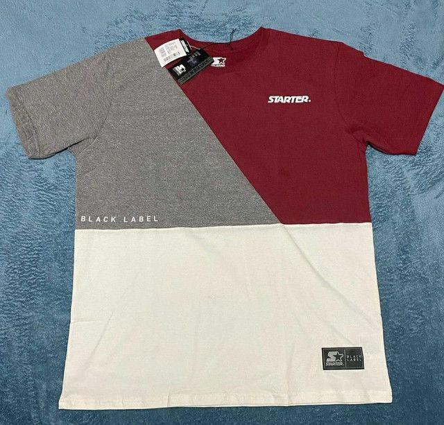 Camiseta Starter Bipartido