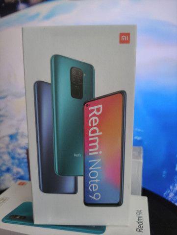 Promoção Level UP Xiaomi BH. Redmi Note 9 ..Novo Entrega imediata