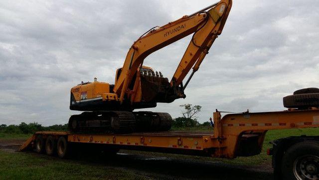 Escavadeira Hyundai 160 série 9 2015  - Foto 2