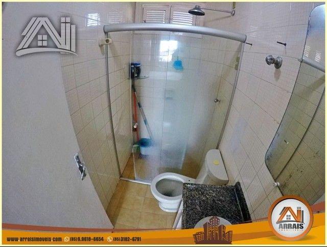 Apartamento com 3 dormitórios à venda, 96 m² por R$ 280.000,00 - Vila União - Fortaleza/CE - Foto 14