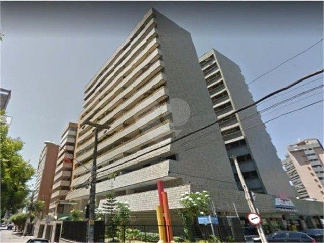 Apartamento à venda com 2 dormitórios em Meireles, Fortaleza cod:REO590563