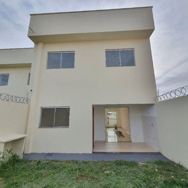 Sobrado 3 quartos no Antônio Barbosa, nunca habitado, construção com material de primeira - Foto 6
