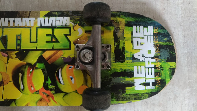 Skate tartaruga ninja  - Foto 4