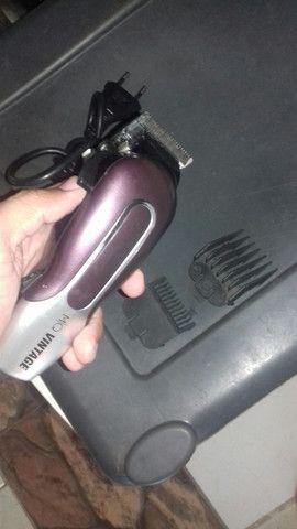máquina de cortar cabelo prodissional - Foto 3