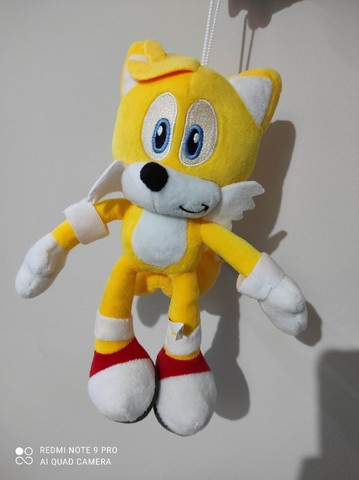 Miles (Raposa) - Turma do Sonic - Foto 2