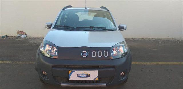 FIAT UNO 1.0 WAY 8V FLEX 4P MANUAL - Foto 3