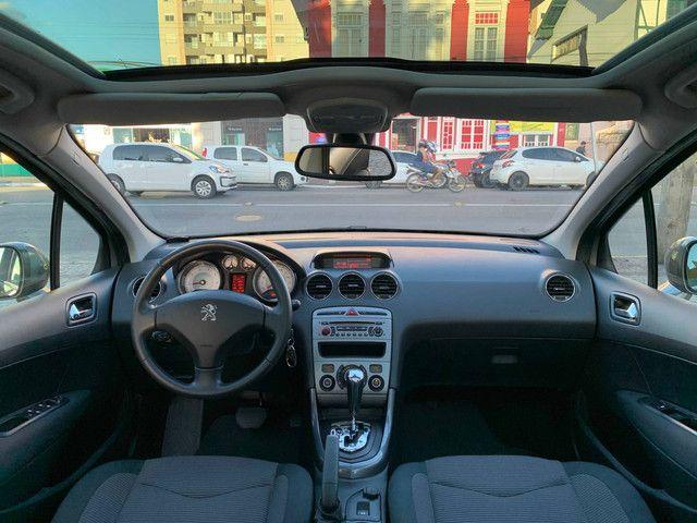 308 2013 2.0 ALLURE 16V FLEX 4P AUTOMÁTICO - Foto 7