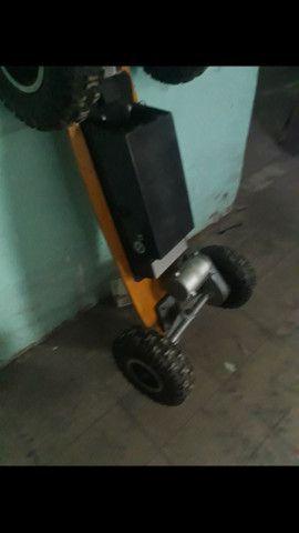 Skate elétrico  - Foto 5