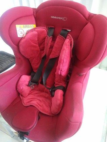 Cadeirinha de transporte para crianças em veículo. - Foto 2