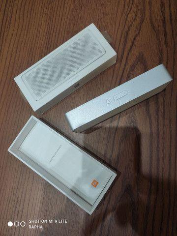 Caixa De Som Portátil Xiaomi Mi Original Bluetooth 4.2 Square Box 2 - Foto 2