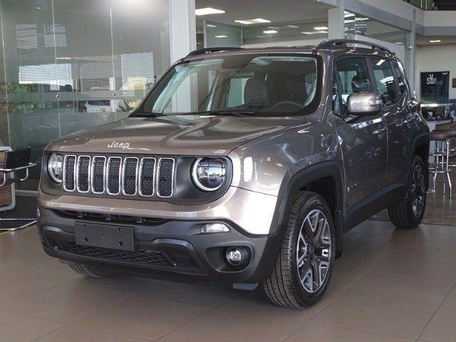Jeep Renegade Longitude 1.8 Automático Flex 0Km