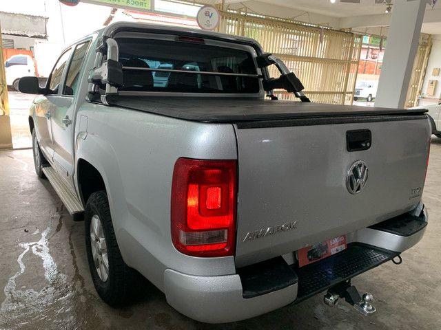 Amarok 4x4 diesel aceito financiamento pelo banco  - Foto 9