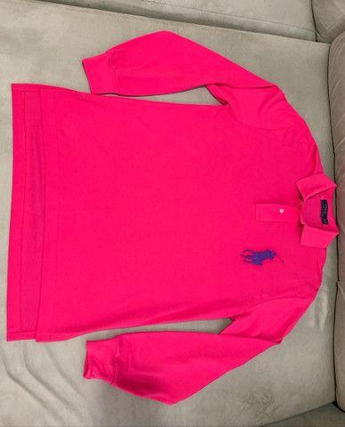 Camisas Polo Ralph Lauren big pony originais Large G