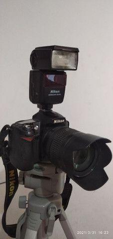 Máquina Fotográfica kit estúdio  - Foto 4
