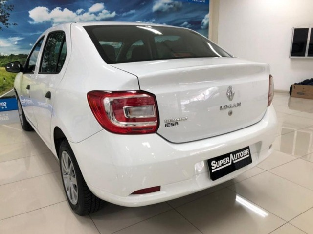 Renault Logan Authentique 1.0 - Foto 5