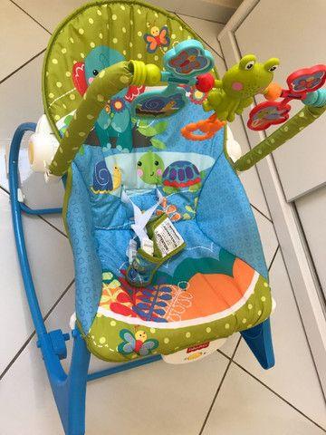 Cadeira de descanso infantil Fisher Price