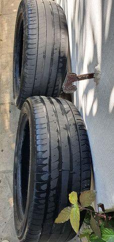 4 pneus 215/55 R17 Michelin R$: 800 somente dinheiro