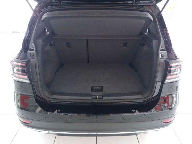 Volkswagen T-Cross Comfortline 1.0 tsi (turbo) - 2020 unico dono impecavel - Foto 8