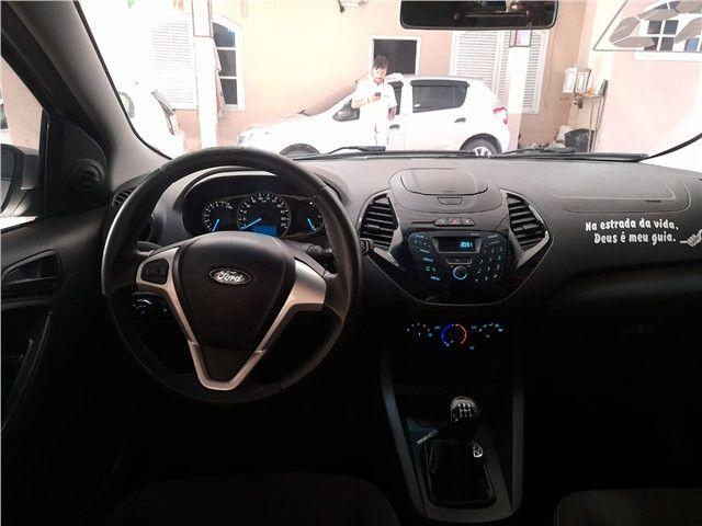 Ford Ka 2015 1.0 se plus 12v flex 4p manual - Foto 10