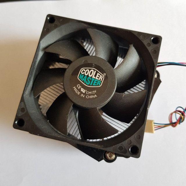 Processador Intel® Core2 Duo E7500 2,93ghz Com Cooler - Foto 2