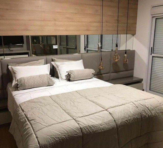 Vendo apartamento com 3 quartos sendo 1 suíte no Edifício Vivart - Foto 9